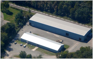 Fibercon International headquarters in Evans City, Pennsylvania. Slab on grade, shotcrete, composite metal deck and refractory applications…Fibercon steel fibers deliver superior performance with advanced concrete crack containment